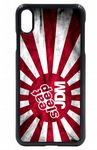 Cool Eat Sleep JDM Drift Japanese Rising Sun Flag Mobile Phone Case To Fit iPhone